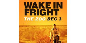 Wake in Fright new original live soundtrack by Rhyece O'Neill band