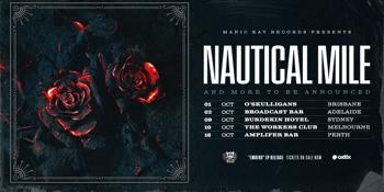 Nautical Mile Embers EP Release Tour - PERTH