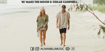 Alivan Blu - 'The Fall' tour