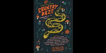 Poison City presents: COUNTRY DAZE 2020
