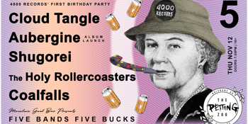 5 BANDS FOR 5 BUCKS - November 2020