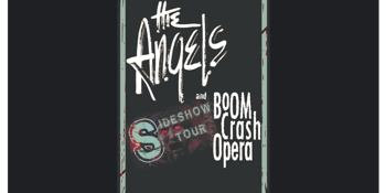 "The Angels + Boom Crash Opera ""Red Hot Summer Sideshows"""
