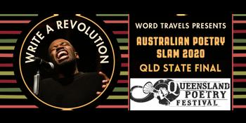 Australian Poetry Slam - State Final