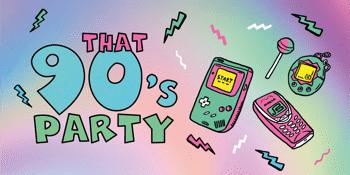 THAT 90'S PARTY - SYDNEY