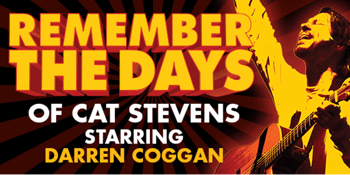 "Darren Coggan's ""Remember the Days of Cat Stevens"" - EARLY SHOW"