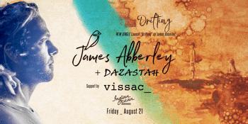 "James Abberley - ""Drifting"" Single Launch + Vissac_"