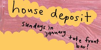 House Deposit - Front Bar Residency