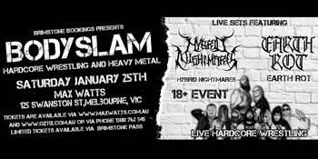 Body Slam - Wrestling and Heavy Metal