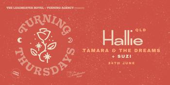 Turning Thursdays - Hallie