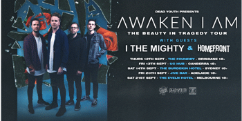 Awaken I Am 'The Beauty In Tragedy' Tour