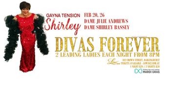 Divas Forever- Shirley & Julie show 2