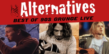 THE ALTERNATIVES - THE BEST OF 90S GRUNGE | FINAL 2021 SHOW