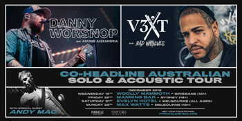 Danny Worsnop & Tommy Vext
