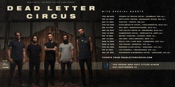 Dead Letter Circus - Melbourne