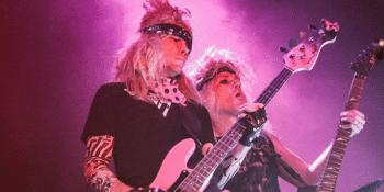 POSTPONED - Hair Metal Heaven