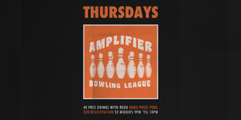 Amplifier Bowling League Registration