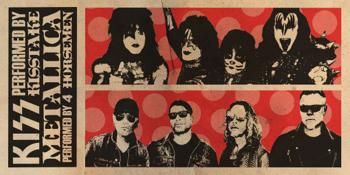 Classic Sets: Kiss & Metallica