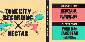 Tone City Recording X Nectar Single Launch