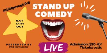 Bridgeway Comedy!