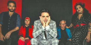 Blues Arcadia - Carnival Fools Album Tour
