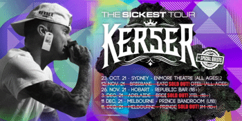 Kerser: The Sickest Tour 2021