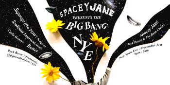 THE BIG BANG NYE