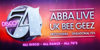 Disco 54 | All Dance - All Disco - All Seventies