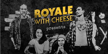 Royale with Cheese: 90s Unplugged – LATE SHOW