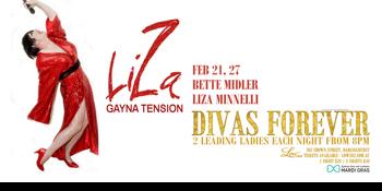 Divas Forever- Liza & Bette Show 2