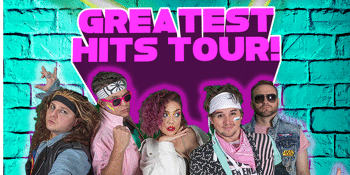 Never Ending 80s - Greatest Hits Tour