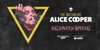 The Australian Alice Cooper Show - Halloween Special
