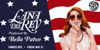Late Nights - Lana Del Rey - Tribute Set by Bella Paton