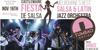 CASTLEMAINE FIESTA DE SALSA