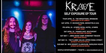 "KRAVE ""Self Exposure"" EP Tour"