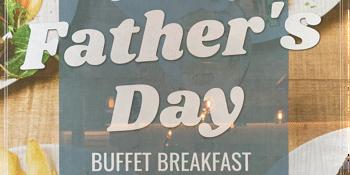 Fathers' Day Buffet Breakfast