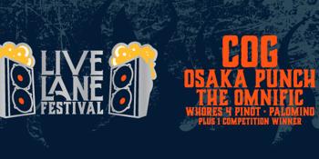 COG  - Live Lane Festival