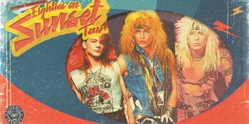 CANCELLED - Eighties on Sunset - EVENING SHOW