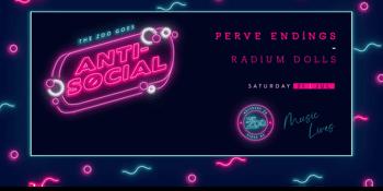 ANTI-SOCIAL ft. Perve Endings