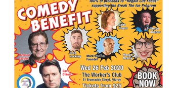 Comedy Benefit