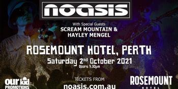 NOASIS + Special Guests