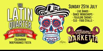 THE LATIN QUARTER - Latino Street Festival - Gold Coast