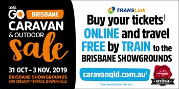 Let's Go Brisbane Caravan & Outdoor Sale