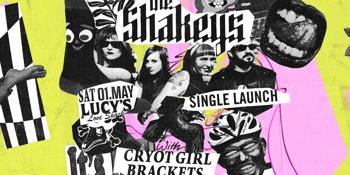 The Shakeys Single Launch