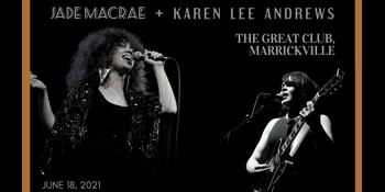 Jade MacRae and Karen Lee Andrews