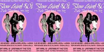 Slow Grind '80s #4: Erotic Slow Jams 1977-1983