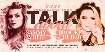 Sammy White with Brooke Schubert 'Talk About Tour'