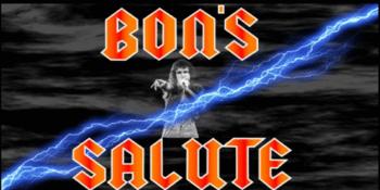 BON'S SALUTE - AC/DC TRIBUTE