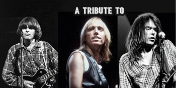 Tribute to Creedence, Neil Young & Tom Petty - LATE SHOW