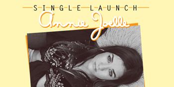 Annie Joelle 'Beautiful Mistake' Single Launch