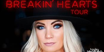HAYLEY JENSEN 'BREAKIN' HEARTS' ALBUM LAUNCH TOUR